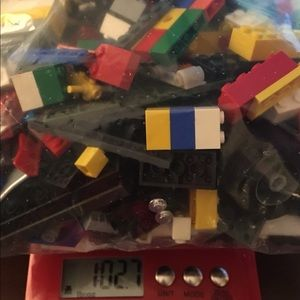 Bag of Legos